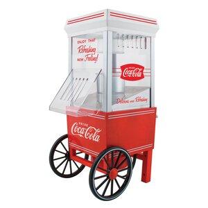 Coca-Cola Series Hot Air Popcorn Maker
