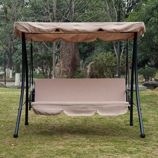 Silas Swing Chair With Stand Image