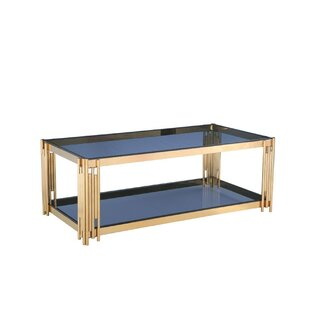 Buy clear Wilkerson Coffee Table by Mercer41