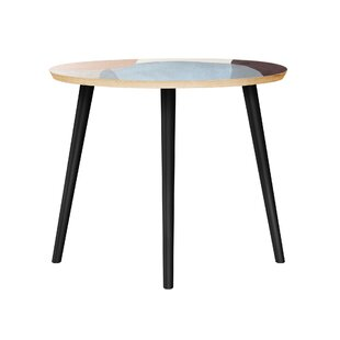 Affordable Price Eure End Table by Corrigan Studio