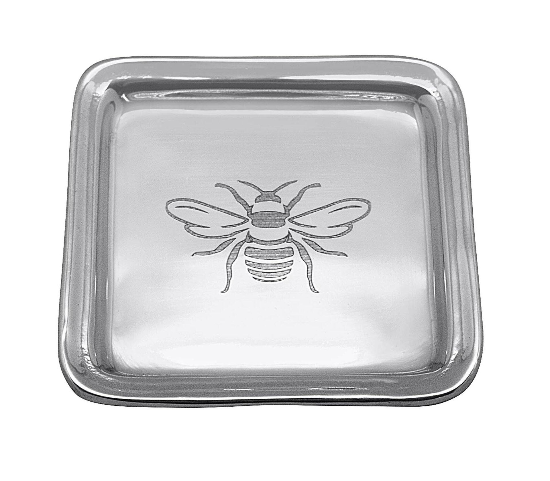 Mariposa Honey Bee Signature Post It Note Napkin Holder Wayfair
