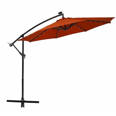 Bostic 10 Cantilever Umbrella by Freeport Park Modern