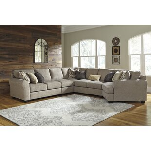 Darby Home Co Middlet Sectional