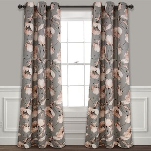 Bohl Solid Max Blackout Thermal Grommet Panel Pair (Set of 2) by Darby Home Co