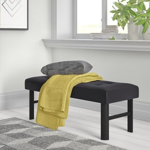 Kaydence Upholstered Bedroom Bench by Zipcode Design