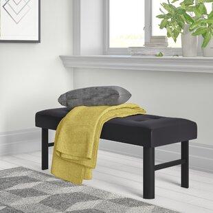 Kaydence Upholstered Bedroom Bench by Zipcode Design