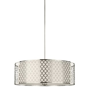 Brayden Studio Krumm 60W 4-Light Pendant