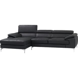 Excellent Courtdale Leather Sectional Pabps2019 Chair Design Images Pabps2019Com