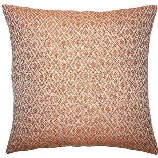 Calanthe Geometric Throw Pillow