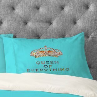 Queen Of Everything Pillowcase