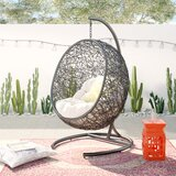 Herculaneum Encase Swing Chair with Stand