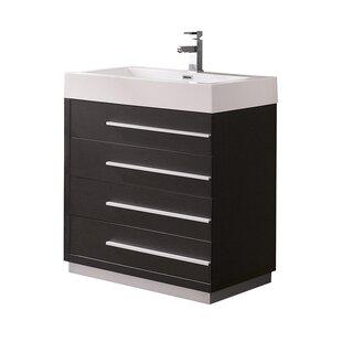 Livello 29 Single Bathroom Vanity Set ByFresca