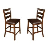 Whisenhunt 24 Bar Stool (Set of 2) by Millwood Pines