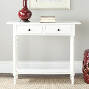 cable knit console table - Tall Console Table