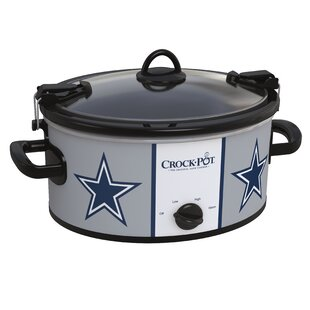 6-Quart NFL Cook & Carry™ Slow Cooker