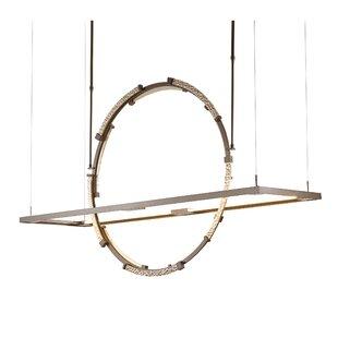 Hubbardton Forge Theta LED Pendant