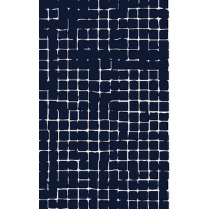 Byers Navy/Gray Area Rug
