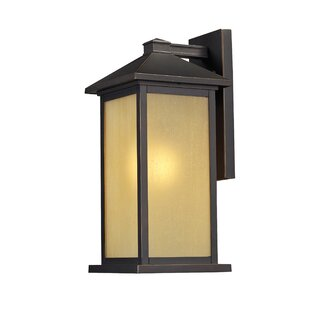 Perino 1-Light Outdoor Wall Lantern