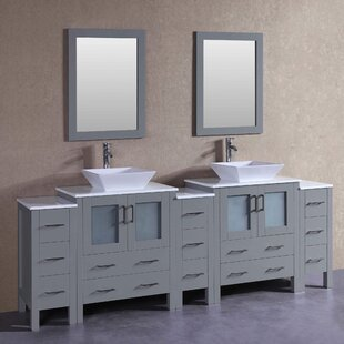 96 Inch Double Vanity | Wayfair  Inch Bathroom Vanity on 59 inch bathroom vanity, 16 inch bathroom vanity, 64 inch bathroom vanity, 10 inch bathroom vanity, 54 inch bathroom vanity, 32 inch bathroom vanity, 60 inch bathroom vanity, 85 inch bathroom vanity, 34 inch bathroom vanity, 57 inch bathroom vanity, 68 inch bathroom vanity, 50 inch bathroom vanity, 100 inch bathroom vanity, 83 inch bathroom vanity, 66 inch bathroom vanity, 70 inch bathroom vanity, 52 inch bathroom vanity, 98 inch bathroom vanity, 44 inch bathroom vanity, 33 inch bathroom vanity,