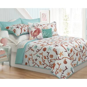 Avaline 5 Piece Modern Quilt Set