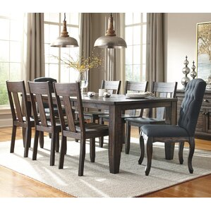 9 Piece Dining Sets Youu0027ll Love | Wayfair