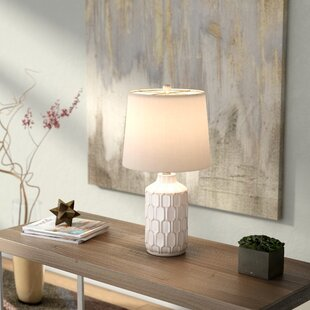 Great Price Mcsherry 22 Table Lamp By Mercury Row