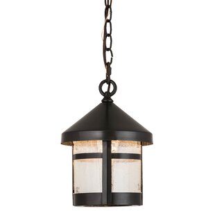 Meyda Tiffany Fulton Hanging 1-Light Foyer Pendant