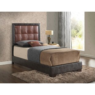 Barkbridge Upholstered Panel Bed