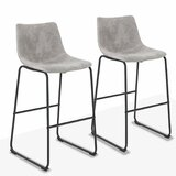 Schiffer Union 30 Bar Stool (Set of 2) by Union Rustic