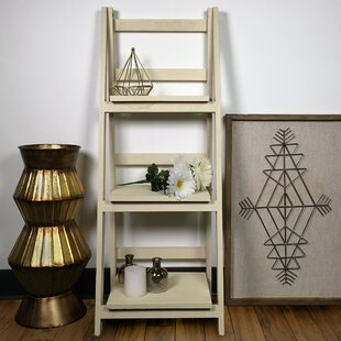 JIA HOME Foldable Sladder Bookcase