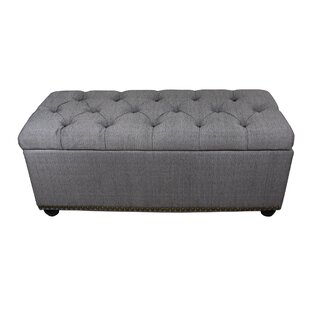 Greenspan Tufted Storage Bench