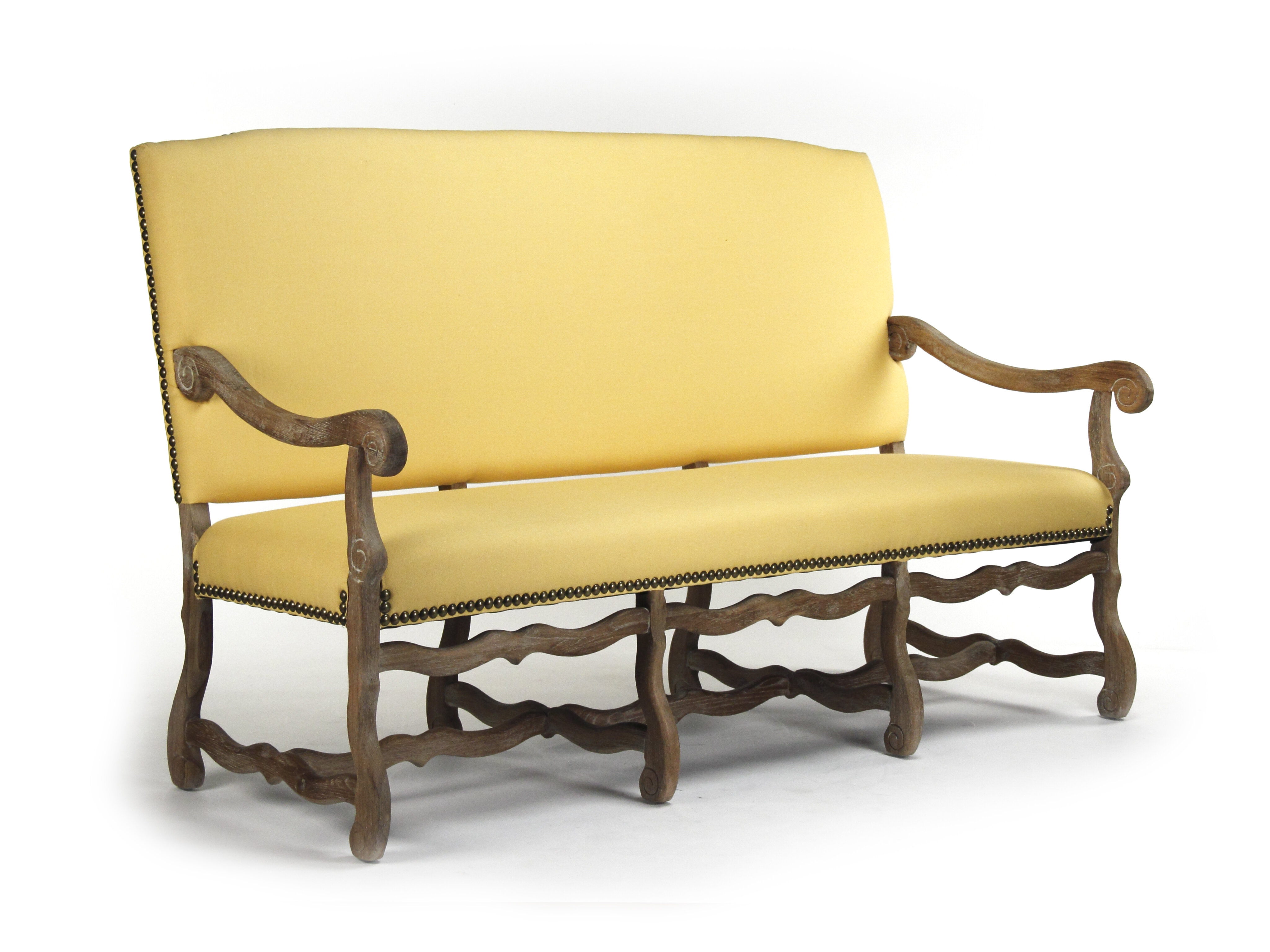 Julien Upholstered Bench By Zentique