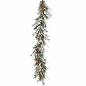 Big Fork Pine Artificial Christmas Garland Unlit