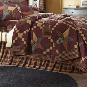 Primitive Country Star Quilts | Wayfair : country star quilts - Adamdwight.com
