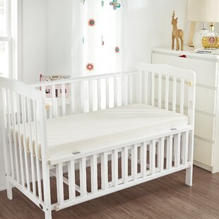 Natural Cotton Fitted Crib Safety Cover Mattress Protector