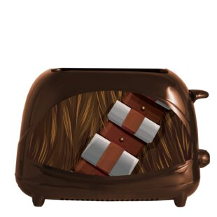 2 Slice Chewbacca Empire Toaster