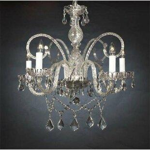 Astoria Grand Linneman 5-Light Candle Sty..