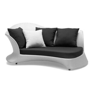 Rivage Right Facing Sofa With Cushions by 100 Essentials Modern