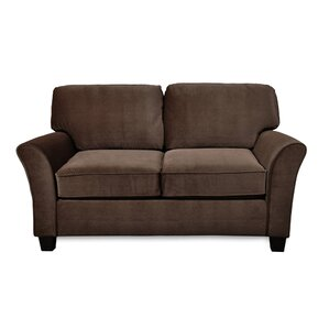 Parramore Standard Love Seat by Red Barrel S..