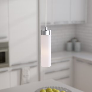Zipcode Design Fatima 1-Light Cylinder Pendant