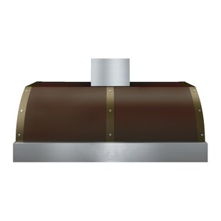48 inch  Deco Superiore Range 600 CFMs Convertible Hood