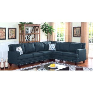 Mendelson Reversible Sectional by Latitude Run Read Reviews
