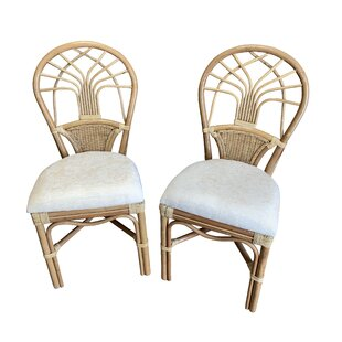 Affordable Jupiter Side Chair (Set of 2) by ElanaMar Designs Reviews (2019) & Buyer's Guide