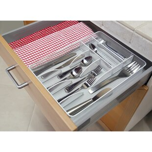 Rebrilliant 2 Piece Drawer Organizer Set