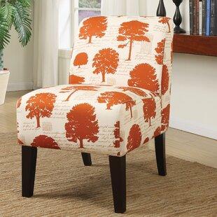 Sophia Slipper Chair by AampJ Homes Studio
