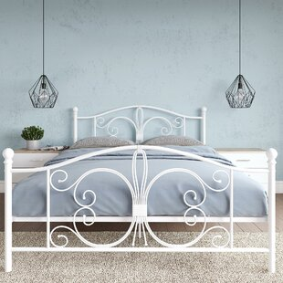 Bombay Platform Bed By August Grove