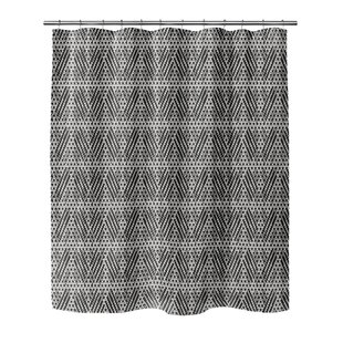 Seamus Shower Curtain by Bungalow Rose