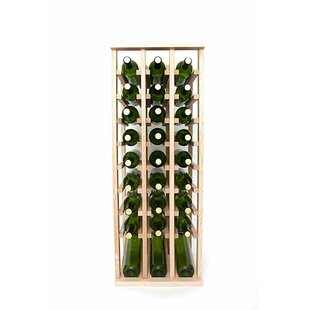 Premium Cellar Series 30 Bottle Tabletop Wine Rack by Wineracks.com