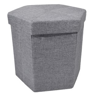 Windham Tufted Storage Ottoman by Red Barrel Studio