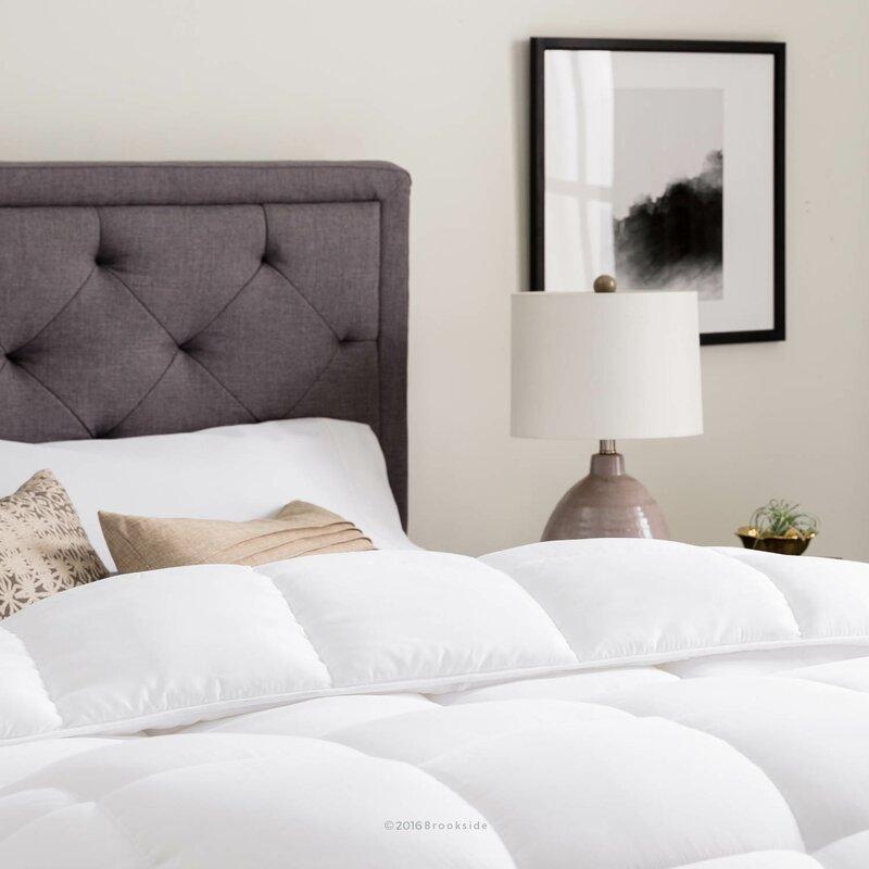 Brookside All Season Down Alternative Comforter & Reviews | Wayfair
